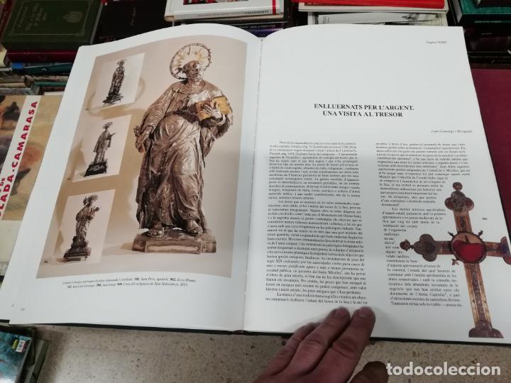Libros de segunda mano: LA SEU DE MALLORCA. AINA PASCUAL. MARCEL DURLIAT. 1ª EDICIÓ 1995. OLAÑETA. HISTÒRIA , ARQUITECTURA - Foto 34 - 195240648