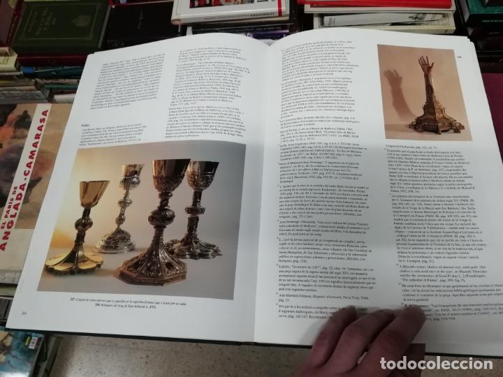 Libros de segunda mano: LA SEU DE MALLORCA. AINA PASCUAL. MARCEL DURLIAT. 1ª EDICIÓ 1995. OLAÑETA. HISTÒRIA , ARQUITECTURA - Foto 36 - 195240648