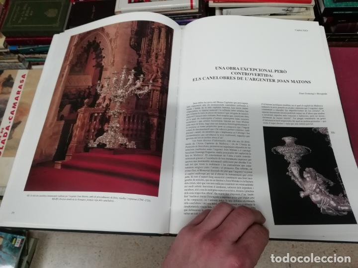 Libros de segunda mano: LA SEU DE MALLORCA. AINA PASCUAL. MARCEL DURLIAT. 1ª EDICIÓ 1995. OLAÑETA. HISTÒRIA , ARQUITECTURA - Foto 37 - 195240648