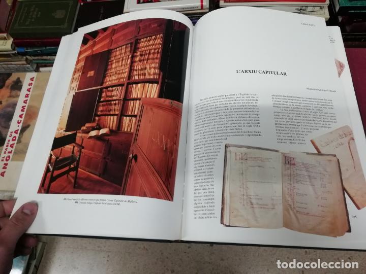 Libros de segunda mano: LA SEU DE MALLORCA. AINA PASCUAL. MARCEL DURLIAT. 1ª EDICIÓ 1995. OLAÑETA. HISTÒRIA , ARQUITECTURA - Foto 38 - 195240648