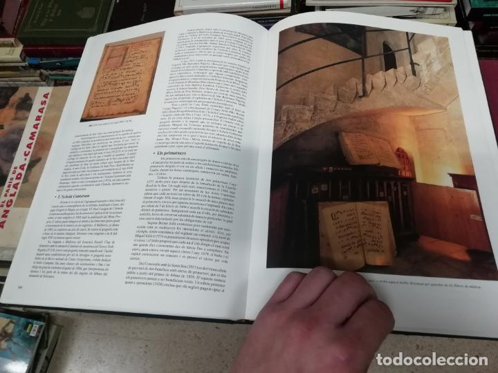 Libros de segunda mano: LA SEU DE MALLORCA. AINA PASCUAL. MARCEL DURLIAT. 1ª EDICIÓ 1995. OLAÑETA. HISTÒRIA , ARQUITECTURA - Foto 40 - 195240648