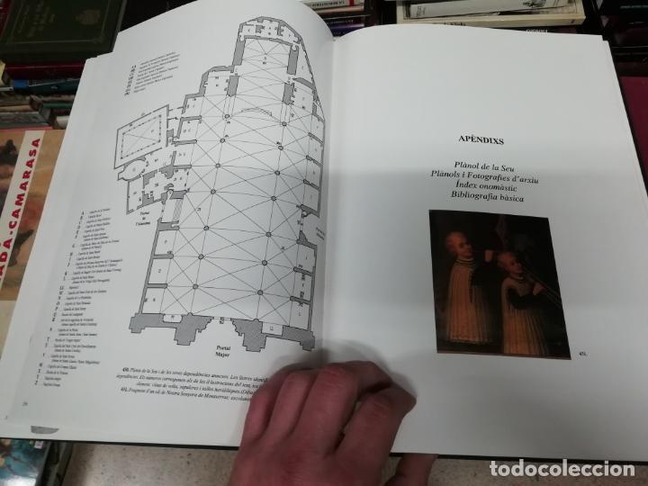 Libros de segunda mano: LA SEU DE MALLORCA. AINA PASCUAL. MARCEL DURLIAT. 1ª EDICIÓ 1995. OLAÑETA. HISTÒRIA , ARQUITECTURA - Foto 46 - 195240648
