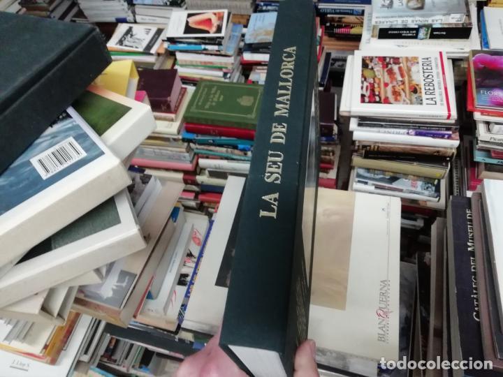Libros de segunda mano: LA SEU DE MALLORCA. AINA PASCUAL. MARCEL DURLIAT. 1ª EDICIÓ 1995. OLAÑETA. HISTÒRIA , ARQUITECTURA - Foto 49 - 195240648