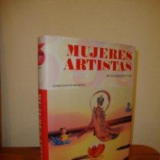 Libros de segunda mano: MUJERES ARTISTAS DE LOS SIGLOS XX Y XXI - UTA GROSENICK (ED.) - TASCHEN, MUY BUEN ESTADO. Lote 195241688