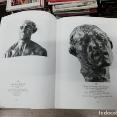 Libros de segunda mano: RODIN . BRONZES I AQUAREL·LES DEL MUSEU RODIN DE PARÍS . AJUNTAMENT DE BARCELONA . 1ª EDICIÓ 1987. Lote 195242280
