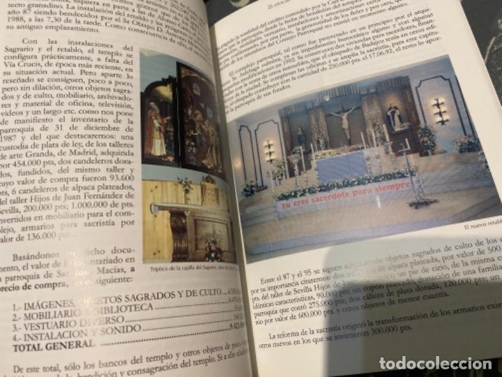 Libros de segunda mano: LIBRO PARROQUIA SAN JUAN MACÍAS BADAJOZ 25 AÑOS DE ILUSIÓN - Foto 2 - 195242613
