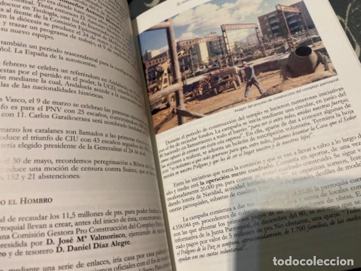Libros de segunda mano: LIBRO PARROQUIA SAN JUAN MACÍAS BADAJOZ 25 AÑOS DE ILUSIÓN - Foto 4 - 195242613