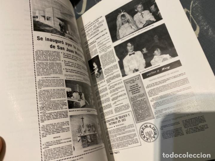 Libros de segunda mano: LIBRO PARROQUIA SAN JUAN MACÍAS BADAJOZ 25 AÑOS DE ILUSIÓN - Foto 6 - 195242613