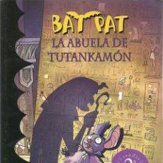 Libros de segunda mano: LA ABUENA DE TUTANKAMÓN Nº 3- BAT PAT - MONTENA. Lote 195261066