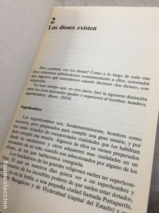 Libros de segunda mano: DEFENDÁMONOS DE LOS DIOSES! SALVADOR FREIXEDO, 1984 Quintá - Foto 4 - 195262175