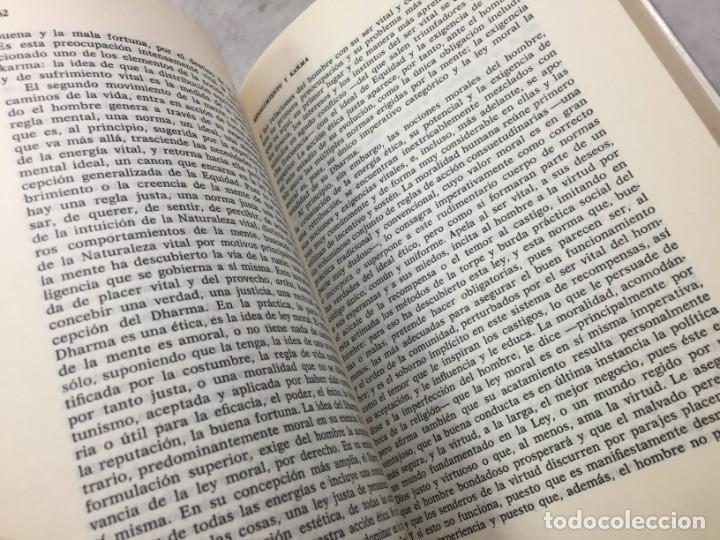 Libros de segunda mano: Renacimiento y Karma. El problema de la reencarnacion Plaza y Janés 1989 Sri Aurobindo - Foto 4 - 195262453