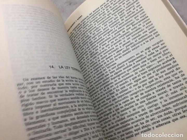 Libros de segunda mano: Renacimiento y Karma. El problema de la reencarnacion Plaza y Janés 1989 Sri Aurobindo - Foto 5 - 195262453