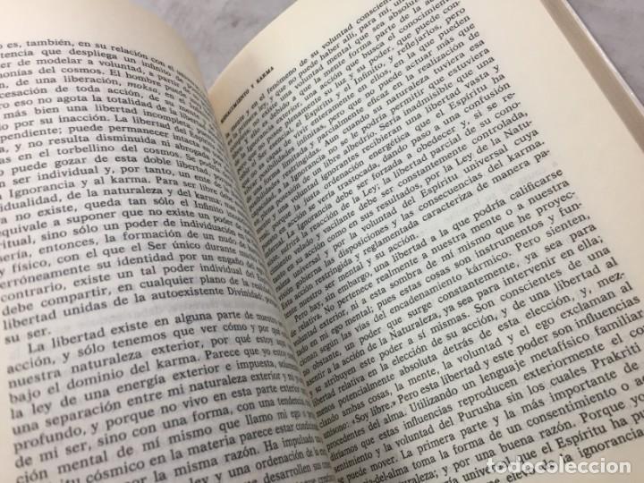 Libros de segunda mano: Renacimiento y Karma. El problema de la reencarnacion Plaza y Janés 1989 Sri Aurobindo - Foto 6 - 195262453