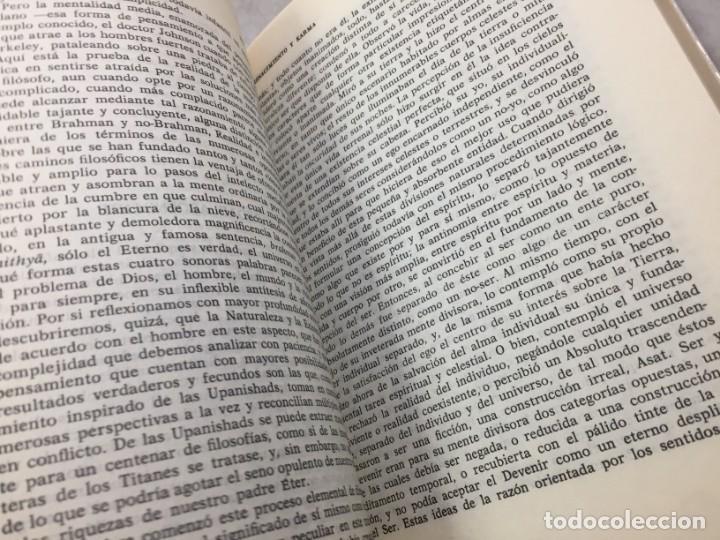 Libros de segunda mano: Renacimiento y Karma. El problema de la reencarnacion Plaza y Janés 1989 Sri Aurobindo - Foto 9 - 195262453
