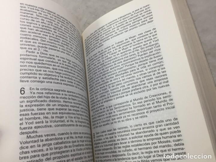 Libros de segunda mano: CURSO DE INTERPRETACION ESOTERICA DE LOS EVANGELIOS. KABALEB. 1982 - Foto 5 - 195264290