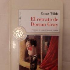 Libros de segunda mano: EL RETRATO DE DORIAN GRAY. Lote 195274943