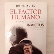 Libros de segunda mano: EL FACTOR HUMANO. Lote 195275810