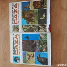 Libros de segunda mano: ENCICLOPEDIA DE LA CAZA. Lote 195278000