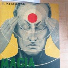 Libros de segunda mano: MAGIA MENTAL. Lote 195278171
