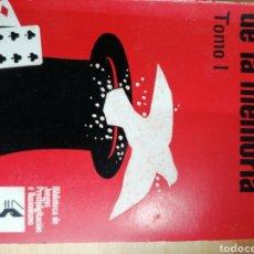 Libros de segunda mano: LA MAGIA DE LA MEMORIA. Lote 195279118