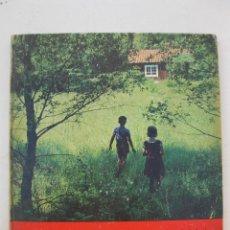 Libros de segunda mano: LA CABAÑA DESIERTA - ASTRID BERGMAN SUCKSDORFF - TIMUN MAS - AÑO 1965.. Lote 195279776