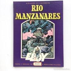 Libros de segunda mano: RIO MANZANARES. Lote 195282996