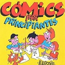 Libros de segunda mano: COMICS PARA PRINCIPIANTES. Lote 195283357