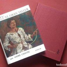 Libros de segunda mano: EL GRAN TALLER - ITALIA 1460-1500. Lote 195285173