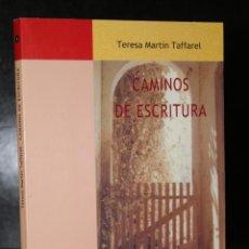 Libros de segunda mano: CAMINOS DE ESCRITURA.. Lote 195307338