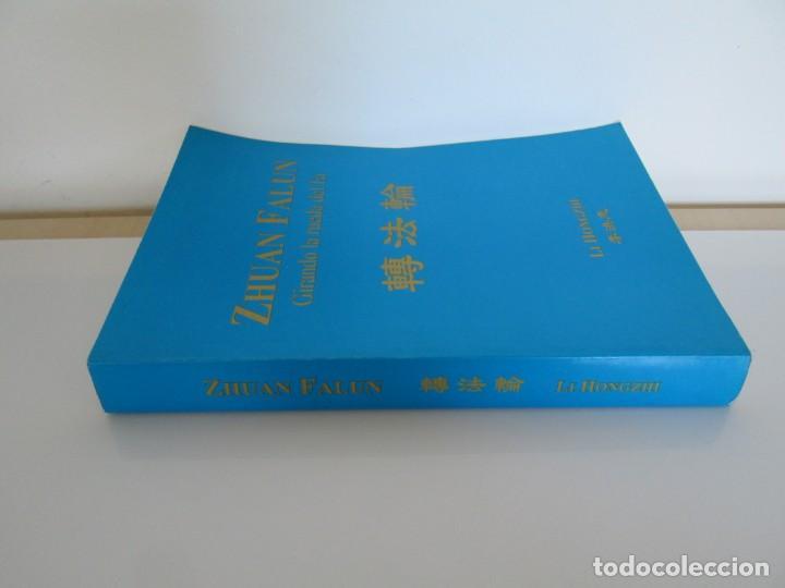 Libros de segunda mano: ZHUAN FALUN. GIRANDO LA RUEDA DEL FA. LI HONGZHI. EDITORIAL GRITO SAGRADO. 2008 - Foto 3 - 195309596