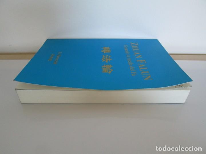 Libros de segunda mano: ZHUAN FALUN. GIRANDO LA RUEDA DEL FA. LI HONGZHI. EDITORIAL GRITO SAGRADO. 2008 - Foto 5 - 195309596