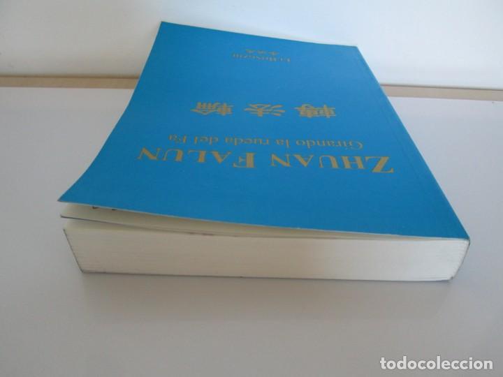Libros de segunda mano: ZHUAN FALUN. GIRANDO LA RUEDA DEL FA. LI HONGZHI. EDITORIAL GRITO SAGRADO. 2008 - Foto 6 - 195309596