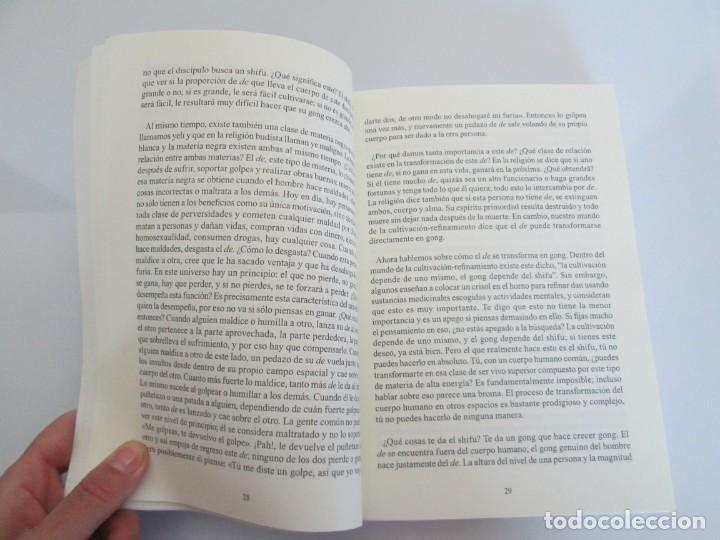 Libros de segunda mano: ZHUAN FALUN. GIRANDO LA RUEDA DEL FA. LI HONGZHI. EDITORIAL GRITO SAGRADO. 2008 - Foto 17 - 195309596