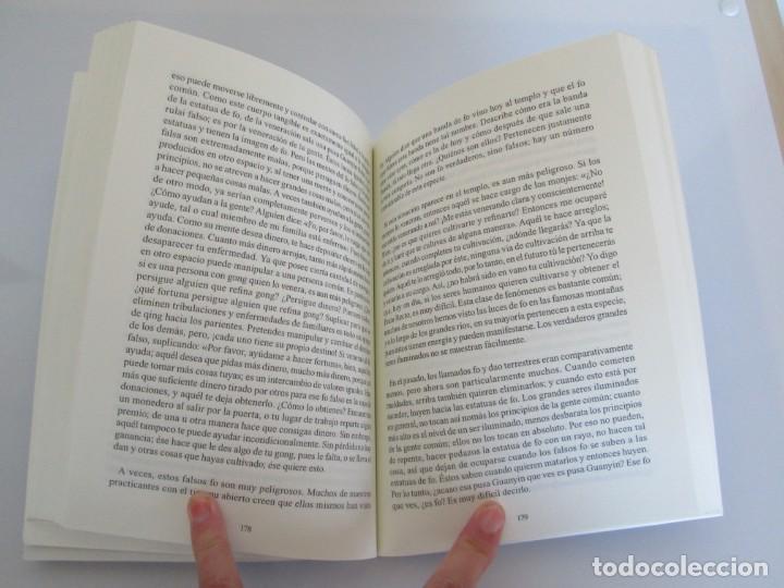 Libros de segunda mano: ZHUAN FALUN. GIRANDO LA RUEDA DEL FA. LI HONGZHI. EDITORIAL GRITO SAGRADO. 2008 - Foto 19 - 195309596
