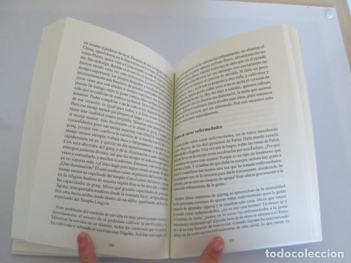 Libros de segunda mano: ZHUAN FALUN. GIRANDO LA RUEDA DEL FA. LI HONGZHI. EDITORIAL GRITO SAGRADO. 2008 - Foto 20 - 195309596