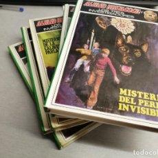 Libros de segunda mano: ALFRED HITCHCOCK Y LOS TRES INVESTIGADORES / LOTE 5 NÚMEROS: 9, 10, 11, 22, 23 / EDITORIAL MOLINO. Lote 195311573