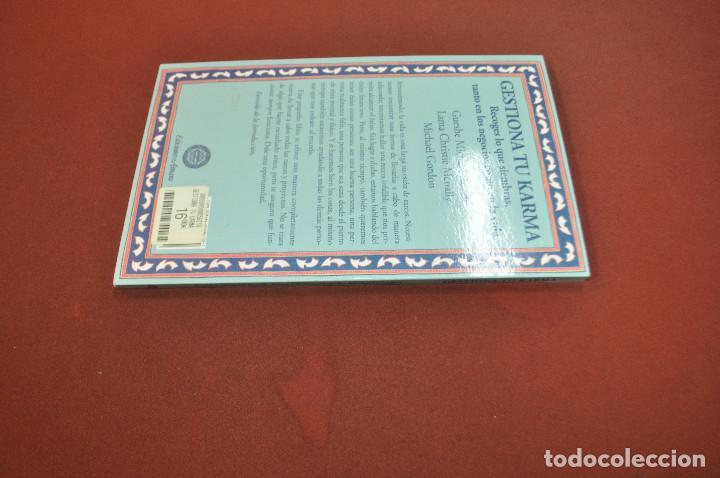 Libros de segunda mano: gestiona tu karma , recoges lo que siembras - AJB - Foto 2 - 195315982