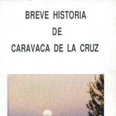Libros de segunda mano: JUAN M. VILLANUEVA FDEZ.BREVE HIST. DE CARAVACA DE LA CRUZ. ED. COFRADÍA DE...CARAVACA.1989.PP.150. Lote 195318146