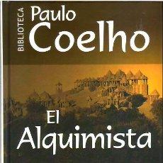 Libros de segunda mano: EL ALQUIMISTA (PAULO COELHO). Lote 195318447