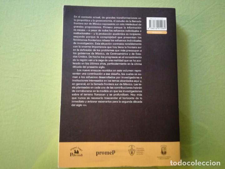 Libros de segunda mano: Migración, seguridad, violencia y derechos humanos. Lectura desde el sur. Daniel Villafuerte - Foto 2 - 195326103