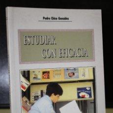 Libros de segunda mano: ESTUDIAR CON EFICACIA. CONSIGNAS PARA EL ESTUDIO PROVECHOSO.. Lote 195326582