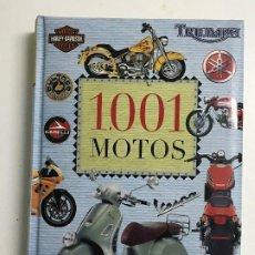 Libros de segunda mano: 1001 MOTOS TRIUMPH SEVILIBRO NORTÓN EL GRAN LIBRO DE LAS MOTOS . Lote 195334908