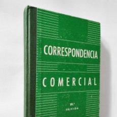Libros de segunda mano: CORRESPONDENCIA COMERCIAL | VV.AA. | EDITORIAL EDITEX, 1975 . Lote 195336795
