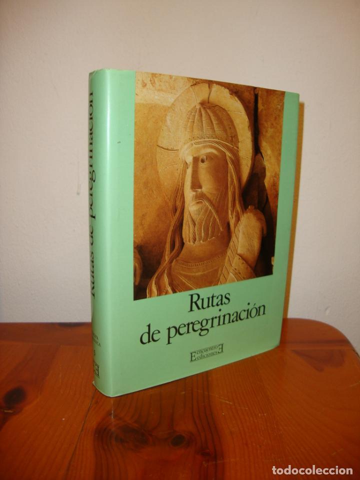 RUTAS DE PEREGRINACIÓN. EUROPA ROMÁNICA, 5 - EDICIONES ENCUENTRO, TELA, MUY BUEN ESTADO (Libros de Segunda Mano - Bellas artes, ocio y coleccionismo - Otros)