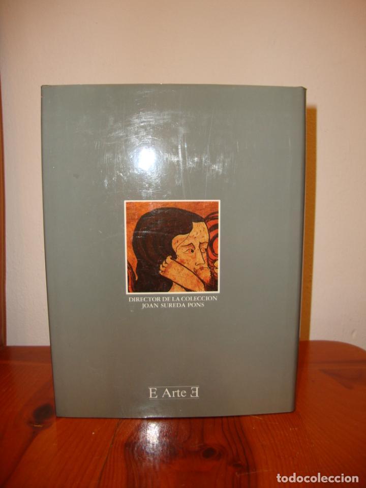 Libros de segunda mano: CASTILLA Y LEÓN, 1. ESPAÑA GÓTICA, 9 - EDICIONES ENCUENTRO,TELA, MUY BUEN EST - Foto 3 - 195337737