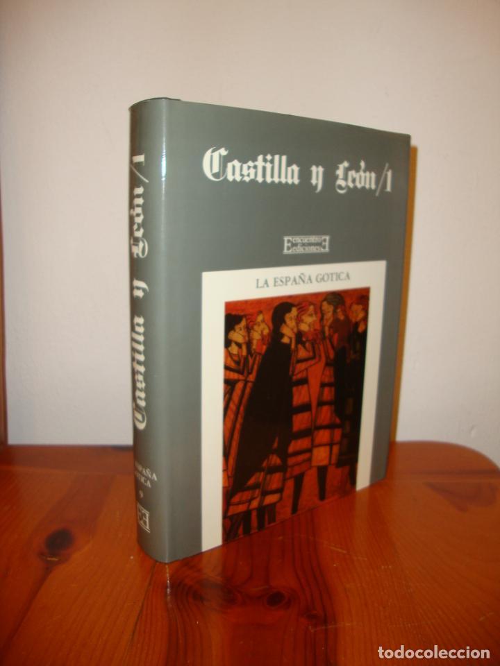 CASTILLA Y LEÓN, 1. ESPAÑA GÓTICA, 9 - EDICIONES ENCUENTRO,TELA, MUY BUEN EST (Libros de Segunda Mano - Bellas artes, ocio y coleccionismo - Otros)