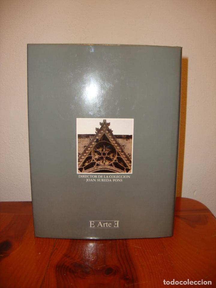 Libros de segunda mano: VALENCIA Y MURCIA. ESPAÑA GÓTICA, 4 - EDICIONES ENCUENTRO,TELA, MUY BUEN EST - Foto 3 - 195337970