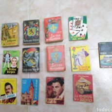 Libros de segunda mano: LOTE DE 13 LIBROS PULGA. Lote 195338837