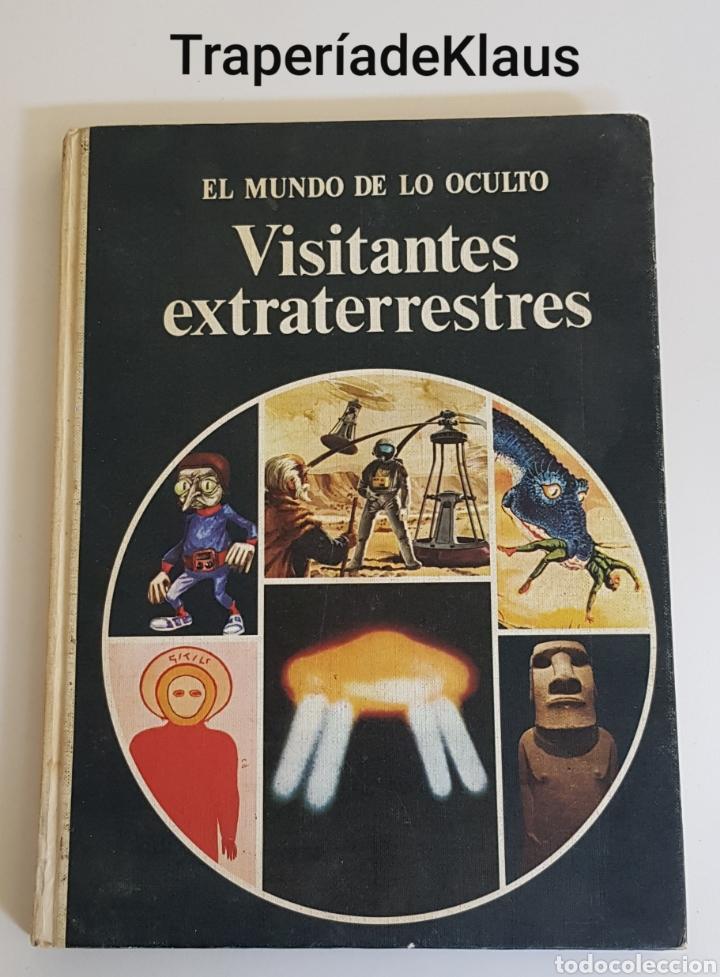 EL MUNDO DE LO OCULTO - VISITANTES EXTRATERRESTRES - TDK109 (Libros de Segunda Mano - Parapsicología y Esoterismo - Otros)