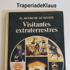 Libros de segunda mano: EL MUNDO DE LO OCULTO - VISITANTES EXTRATERRESTRES - TDK109. Lote 195338842